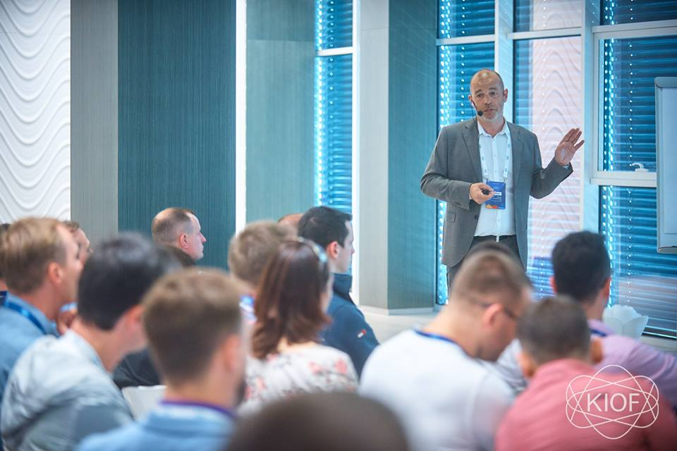 Kyiv IT Outsourcing Forum 2018